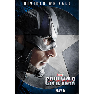 'Captain America: Civil War': Team mũ lưỡi trai, cap