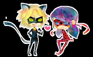 ºº Chat noir and Ladybug ºº
