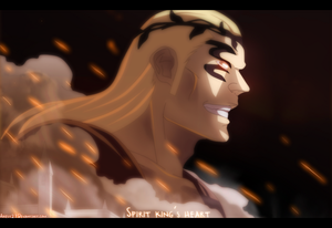 *Gerard Valkyrie : Spirit King's Heart*