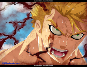 *Laxus Red Lightning*