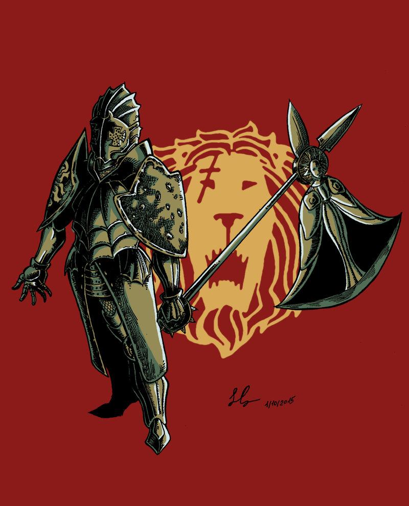 *Lion's Sin of Pride Escanor*