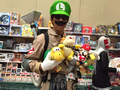 """Mama Mia! Can I take them all home?"" - luigi photo"