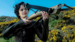 """Miss Peregrine's প্রথমপাতা For Peculiar Children"" First Look picture"