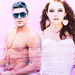 Natalie ♥ Teddy - zac-efron icon