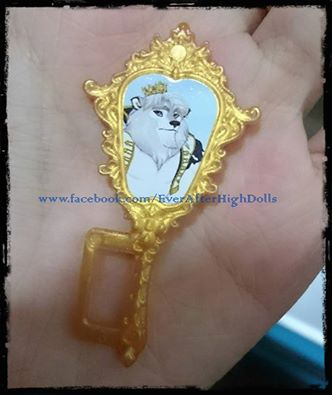 *SPOILERS* Ever After High Darings mirror