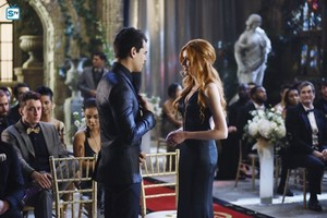 'Shadowhunters' 1x12 Malec (stills)