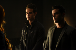 'Shadowhunters' 1x13 Morning سٹار, ستارہ (stills)