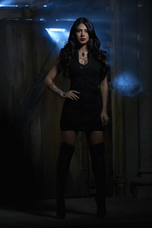'Shadowhunters' (Season 1): Promoshoot