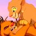♥ Simba and Nala ♥ - the-lion-king icon