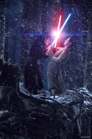 'Star Wars: The Force Awakens' (2015): Stills