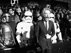"""The Force Awakens"" Premiere"