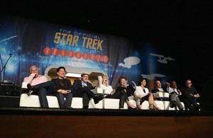 14th Annual Official 별, 스타 Trek Convention (August 8, 2015)