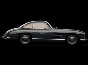 1954-57 Mercedes Benz 300SL