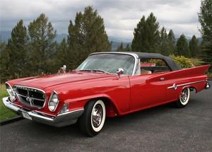 1960's Automobiles