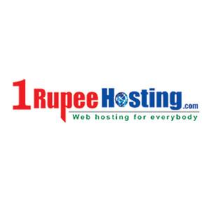 1rupeehosting logo