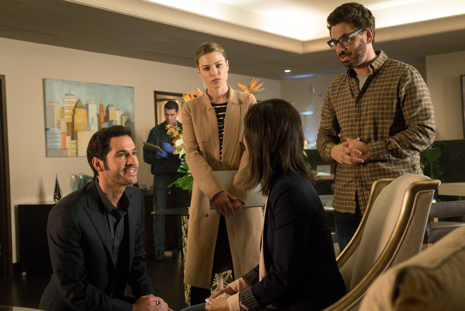 LUCIFER Review: Et Tu, Doctor? | The Tracking Board