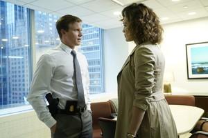 1x08 - Good Cop, Bad Cop - Stahl and Harlee