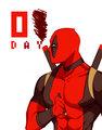 20 Days of Deadpool | Day 1 - deadpool fan art