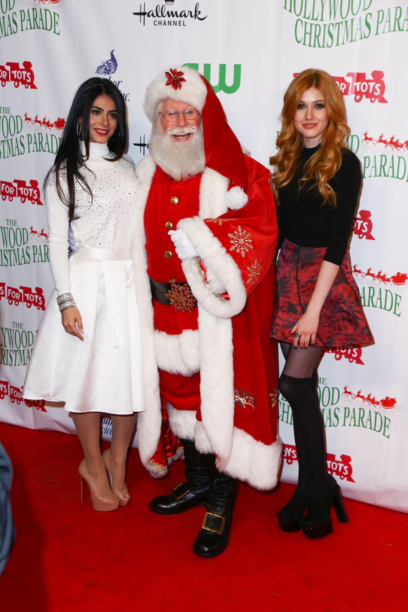 The Christmas Parade Hallmark.2015 Hollywood Christmas Parade November 29 2015
