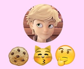 Adrien ⇨ Emojis