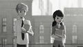 Adrien and Marinette - Paperman