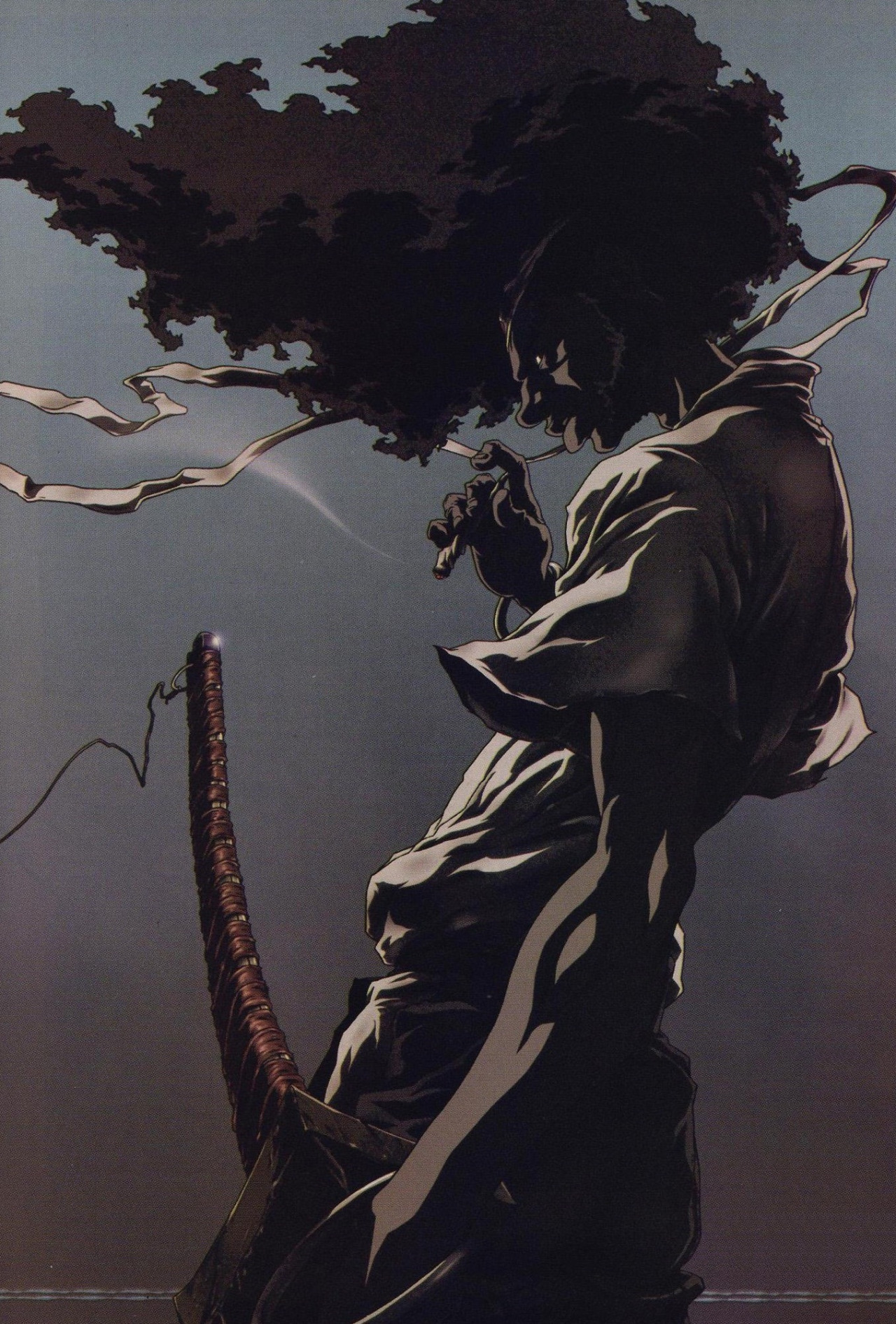 Afro Samurai images Afro Samurai | Official Art HD wallpaper and background photos