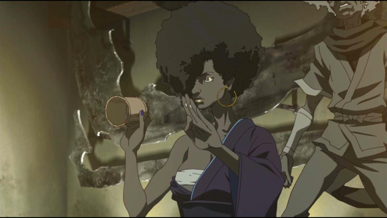 Afro Samurai Sex Scenes 107