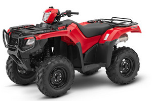 Al Lamb's Dallas Honda: 2015 Honda FourTrax Foreman Rubicon 4X4 Automatic DCT EPS
