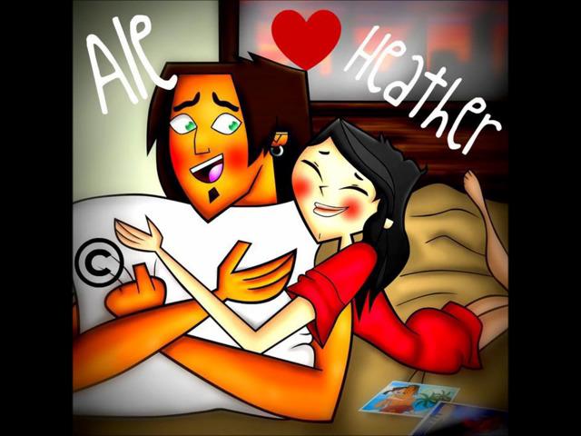 Alejandro and Heather