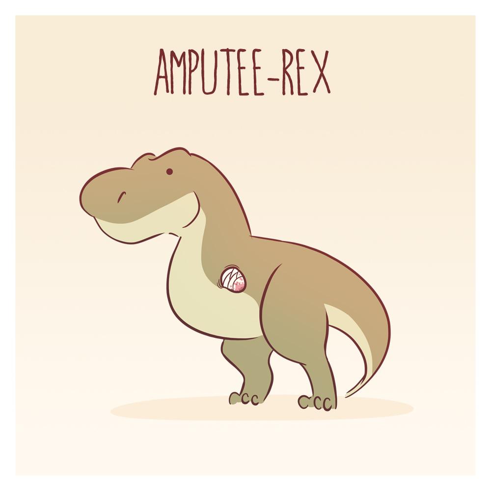 可爱颜团子头像恐龙