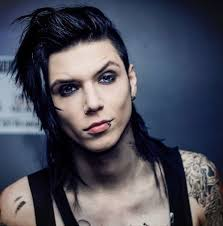 Andy biersack the sexiest man alive on earth!