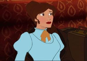 Animated Judy Garland In The Harvey Girls
