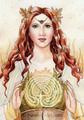 Ariadne - greek-mythology fan art