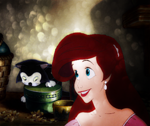 Ariel and Figaro