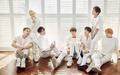 Bangtan Boys sexy in white*-*♔♥