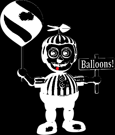 Five Nights At Freddy's hình nền titled Balloon Boy pr30