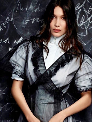 Bella Hadid for V Magazine