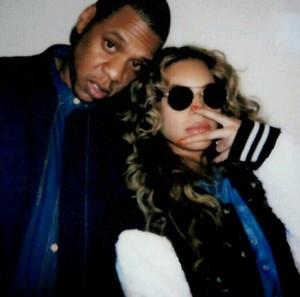 Beyoncé and 제이 지