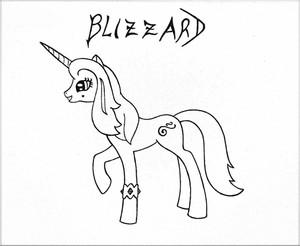 Blizzard (Kingdom of Midnight Sun)