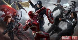 Captain America: Civil War - Concept Art
