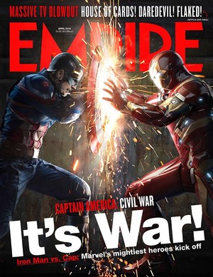Captain America: Civil War - Empire