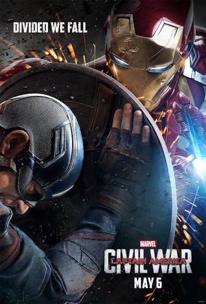 Captain America: Civil War - Poster
