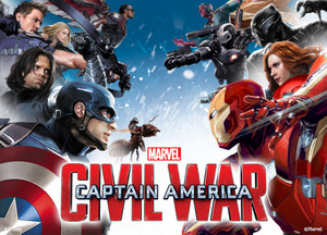 Captain America: Civil War - Whose Side Are u On?