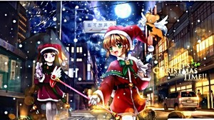 Card Captor Sakura Christmas