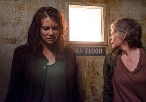 6x13 ~ The Same bateau ~ Carol & Maggie