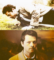 "Castiel in ""The Man Who Would Be King"" - castiel photo"