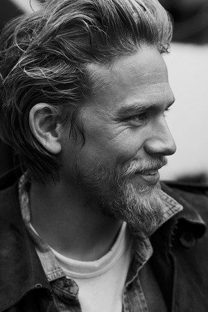 Charlie Hunnam - Man of the World Photoshoot - 2013