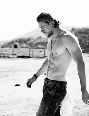 Charlie Hunnam - Men's Health Photoshoot - 2014