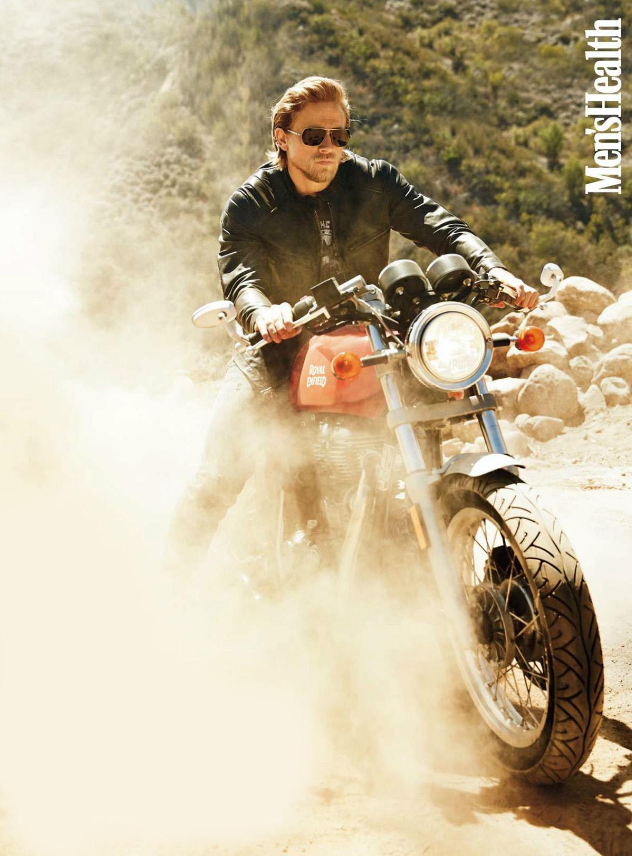 Charlie Hunnam - Men's Health Photoshoot - 2014 - Charlie ...