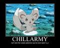 Chillarmy Motivational Poster pokemon 19721301 750 600 - pokemon photo